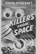 Killers from Space poster - free film at watchscifi.com