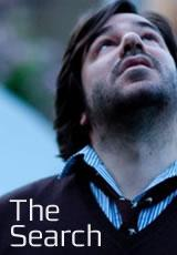 The Search | Matt Berry | Sci-fi-london free short film | poster
