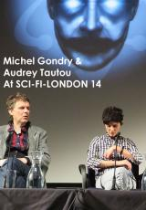 Audrey Tautou at SCI-FI-LONDON